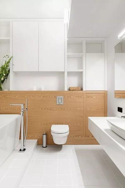 117㎡ 兩室一廳,簡單而不失設計感14090300