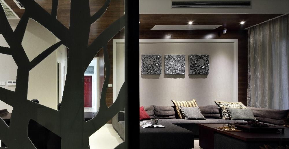 现代中式跃层公寓-4室2厅3卫-150㎡14088963