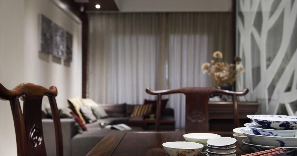现代中式跃层公寓-4室2厅3卫-150㎡14088975