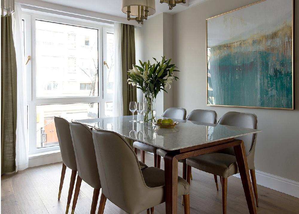 Modern|126㎡美式住宅14096195