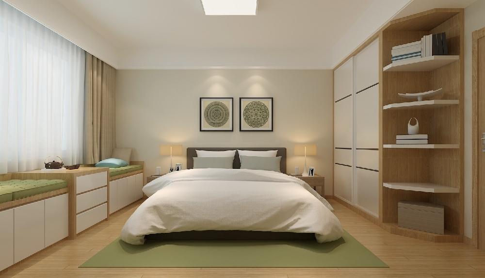 天下錦城85㎡簡約中式兩室一廳14165983