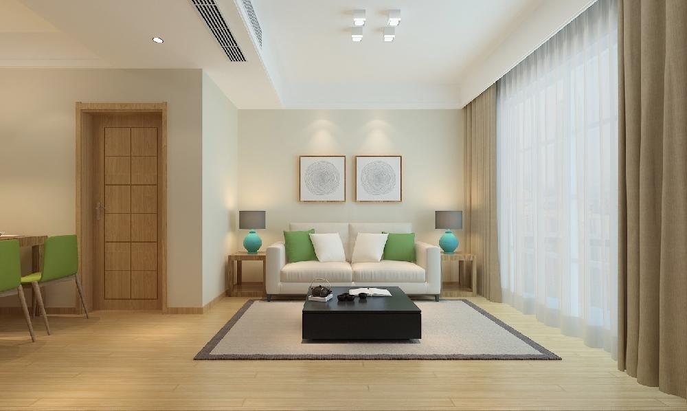 天下錦城85㎡簡約中式兩室一廳14165980