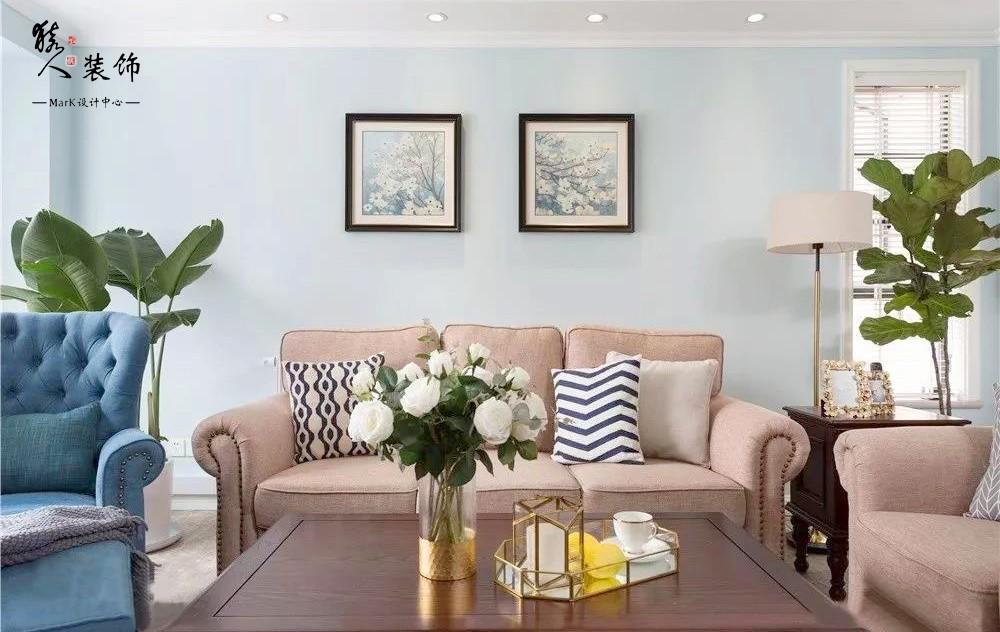 120平美式婚房設計,盡顯優雅格調!14206216