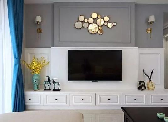 小美式三居室一切簡單裝修,但住起來真舒服14207830