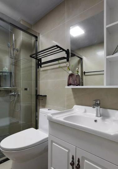 小美式三居室一切簡單裝修,但住起來真舒服14207835
