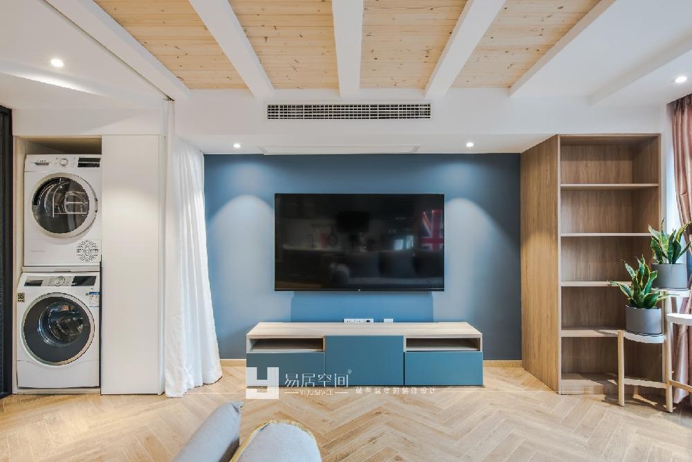 40p復式單身公寓后現代風格14230451