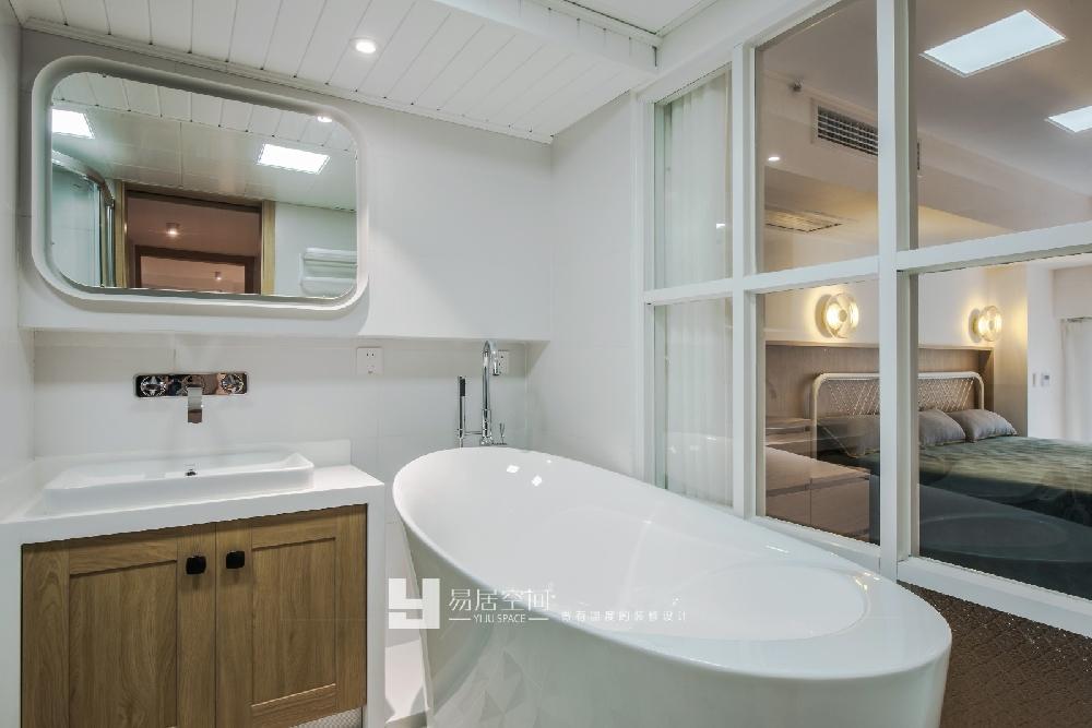 40p復式單身公寓后現代風格14230424