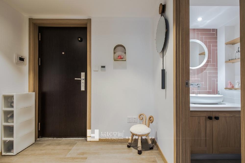 40p复式单身公寓后现代风格14230444