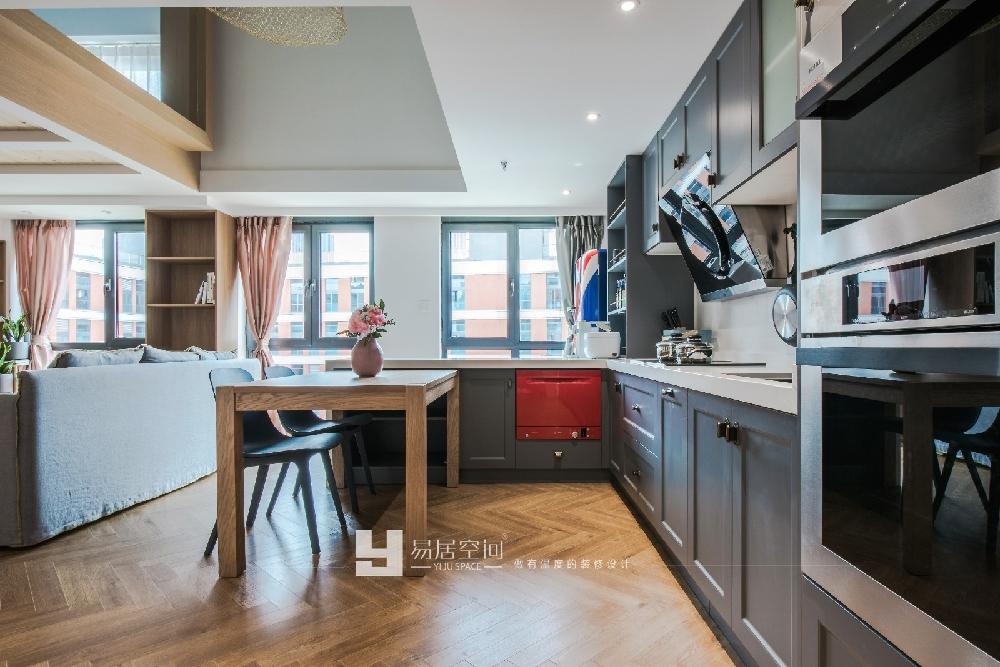 40p復式單身公寓后現代風格14230402