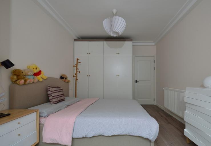 51平米一室户北欧风格14251699