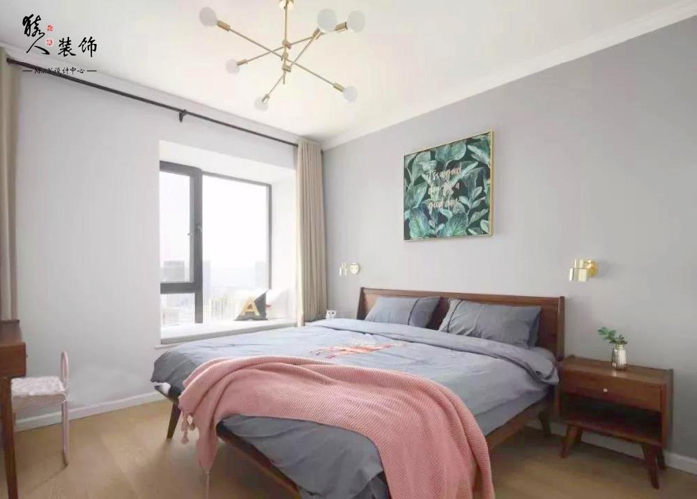120平北欧三居,优雅浪漫的新房14250748