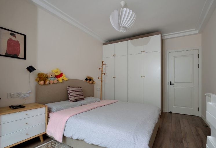 51平米一室户北欧风格14251698