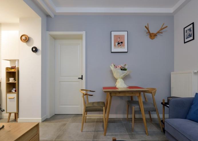51平米一室户北欧风格14251705