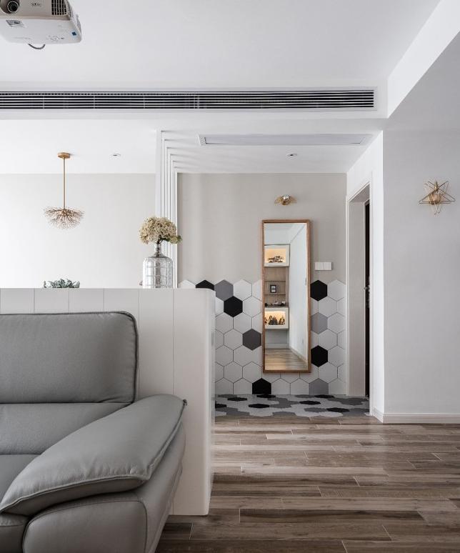 130㎡北歐風格,自然舒適的家14256575