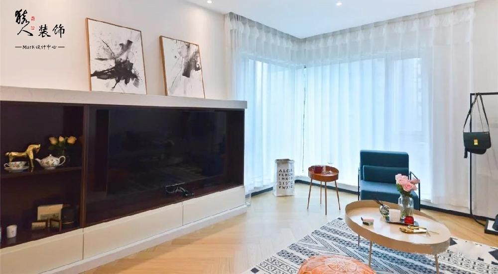 50平一居室,定制化單身豪宅14262281