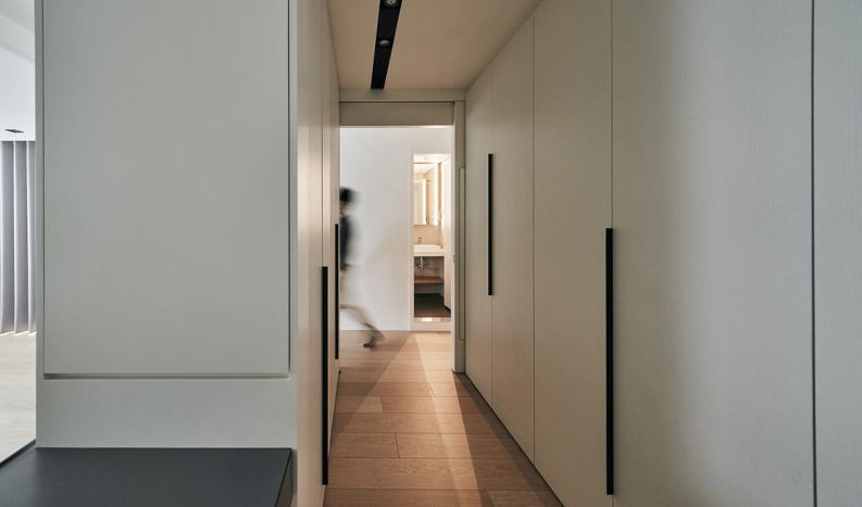 165m²复式楼——极简主义的家14292084