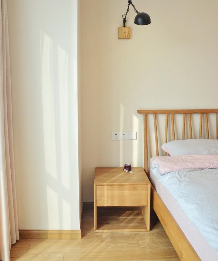 117平新房装修,日式风格小家装修记14344529