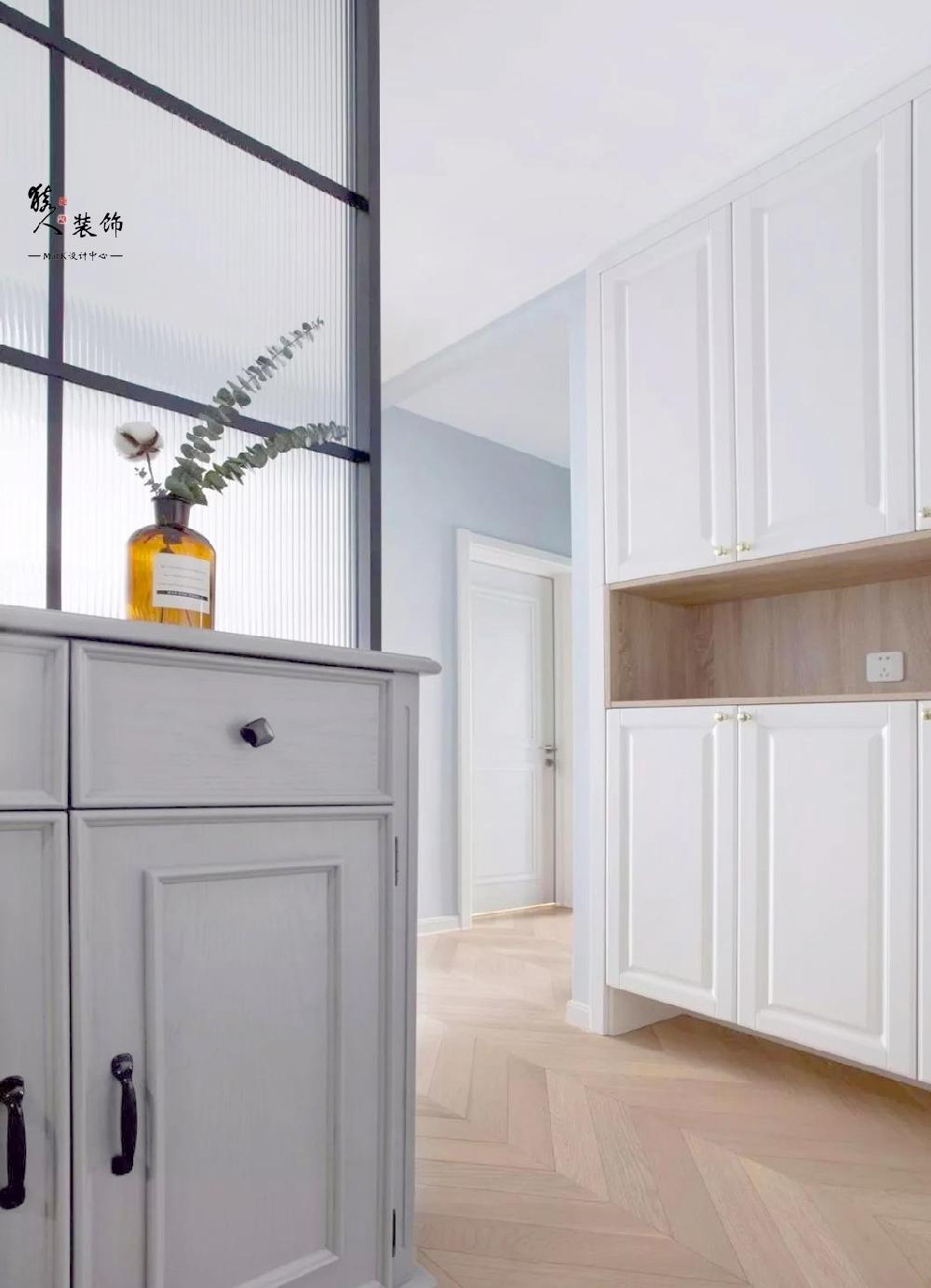 110㎡北欧三室,玄关、电视墙,巧妙实用14364127