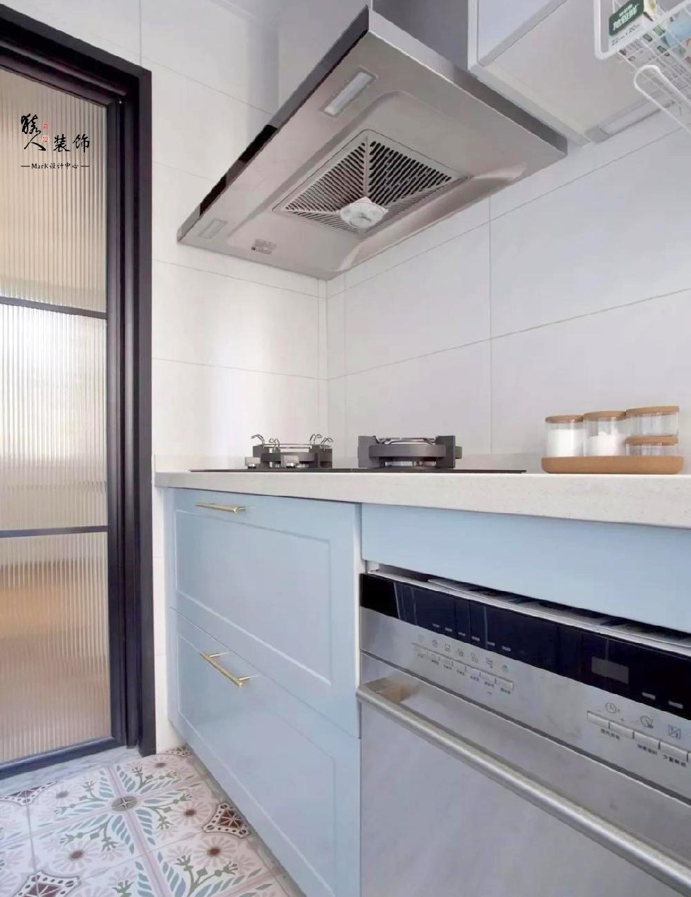 110㎡北欧三室,玄关、电视墙,巧妙实用14364135