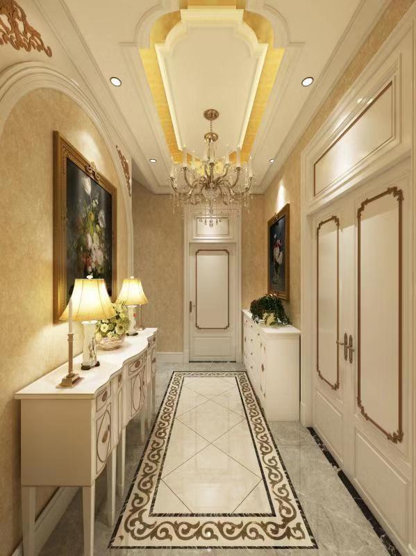 富春山居五室三厅欧式风格装修14423280