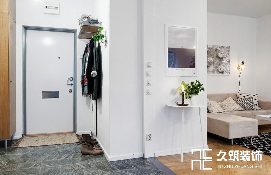 49㎡现代简约一居室小户型设计14476918
