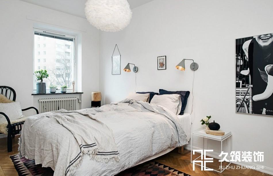 49㎡現代簡約一居室小戶型設計14476917