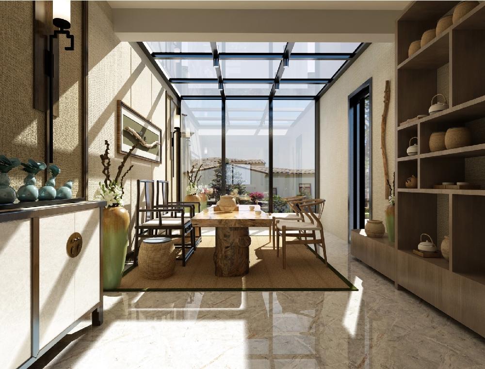 中體別墅,法式風格800平14500683