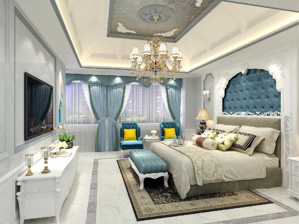 中體別墅,法式風格800平14500678