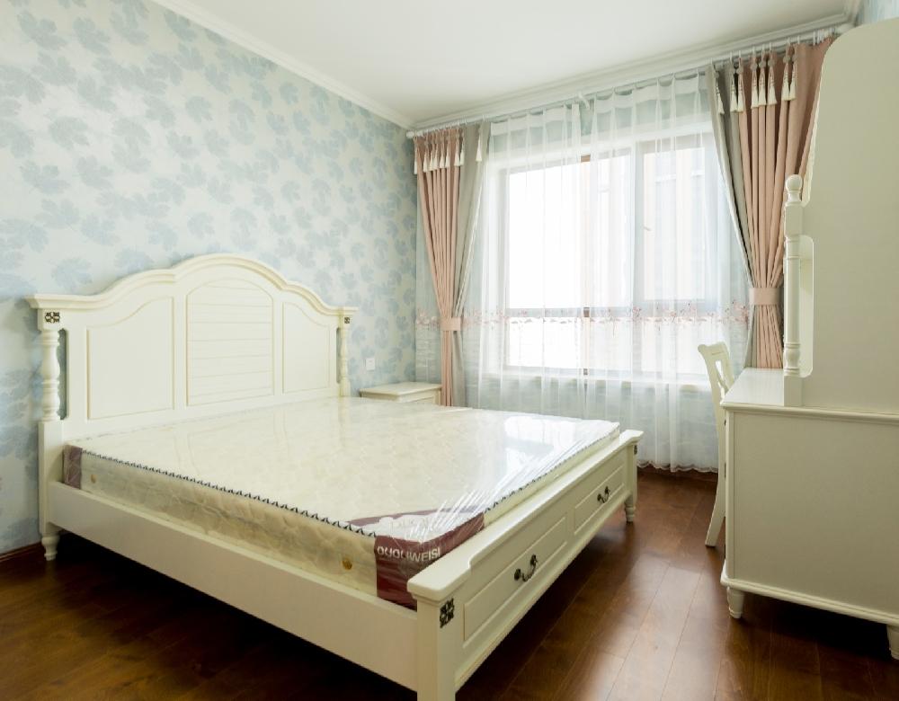 丽景中央城168平米大平层简欧风格装修14556671