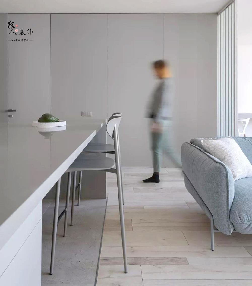53㎡ 简约,一室一厅这样设计超省空间!14572443