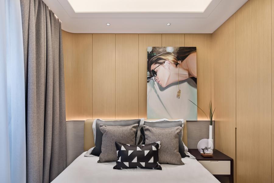 180平現代簡約丶一間自己的房間14782544