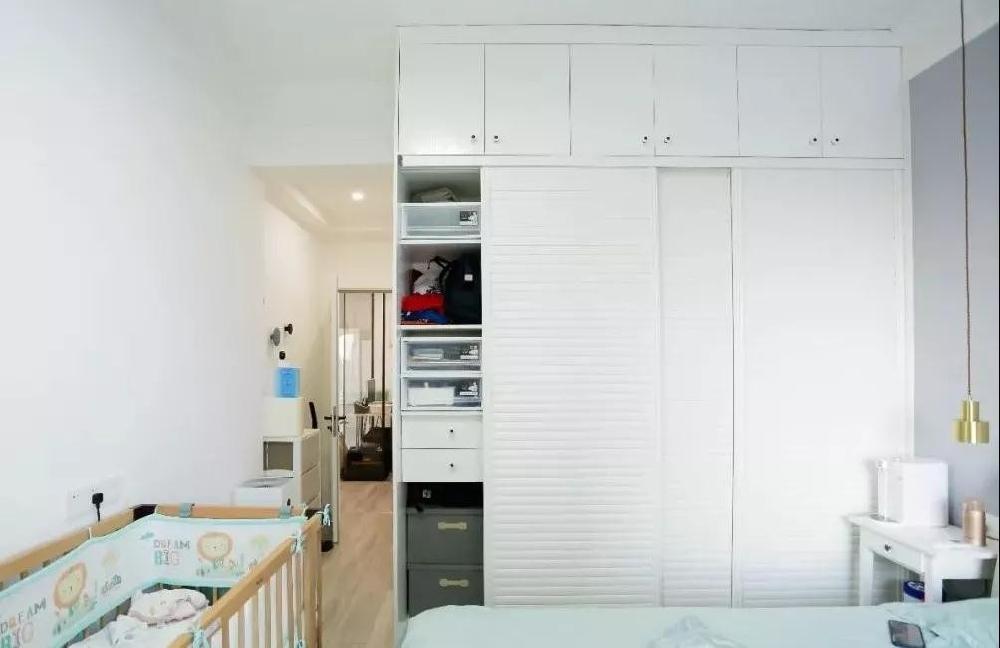 93平 一墙变两柜 零玄关+空气书房14791492