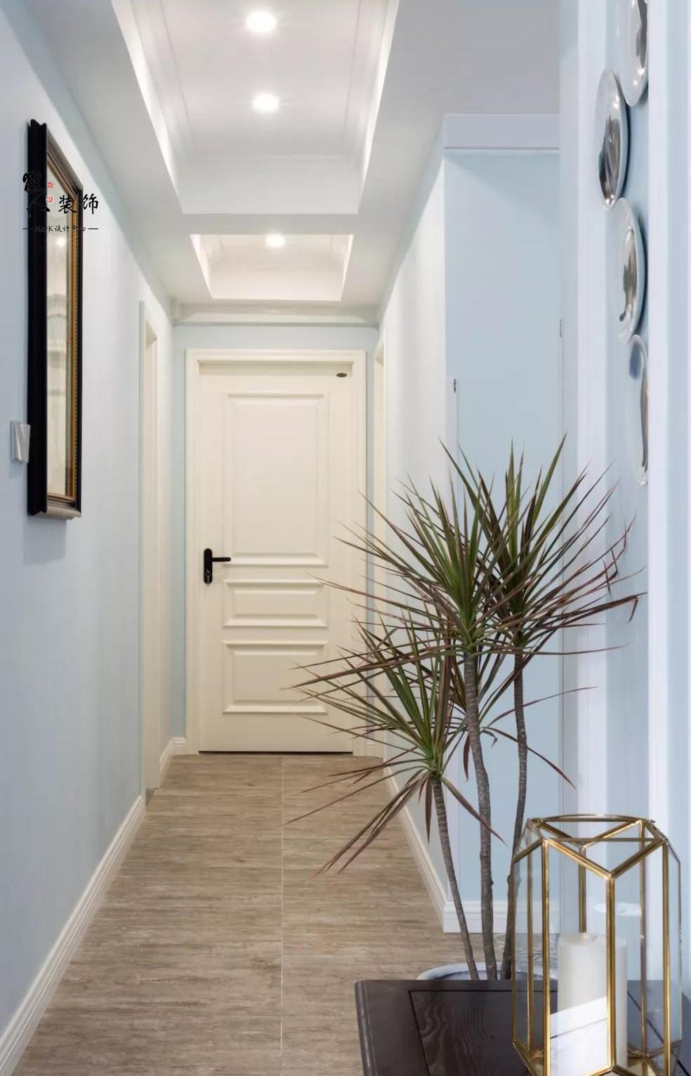 120平簡美三室 淡藍色墻面貫穿整屋14862001