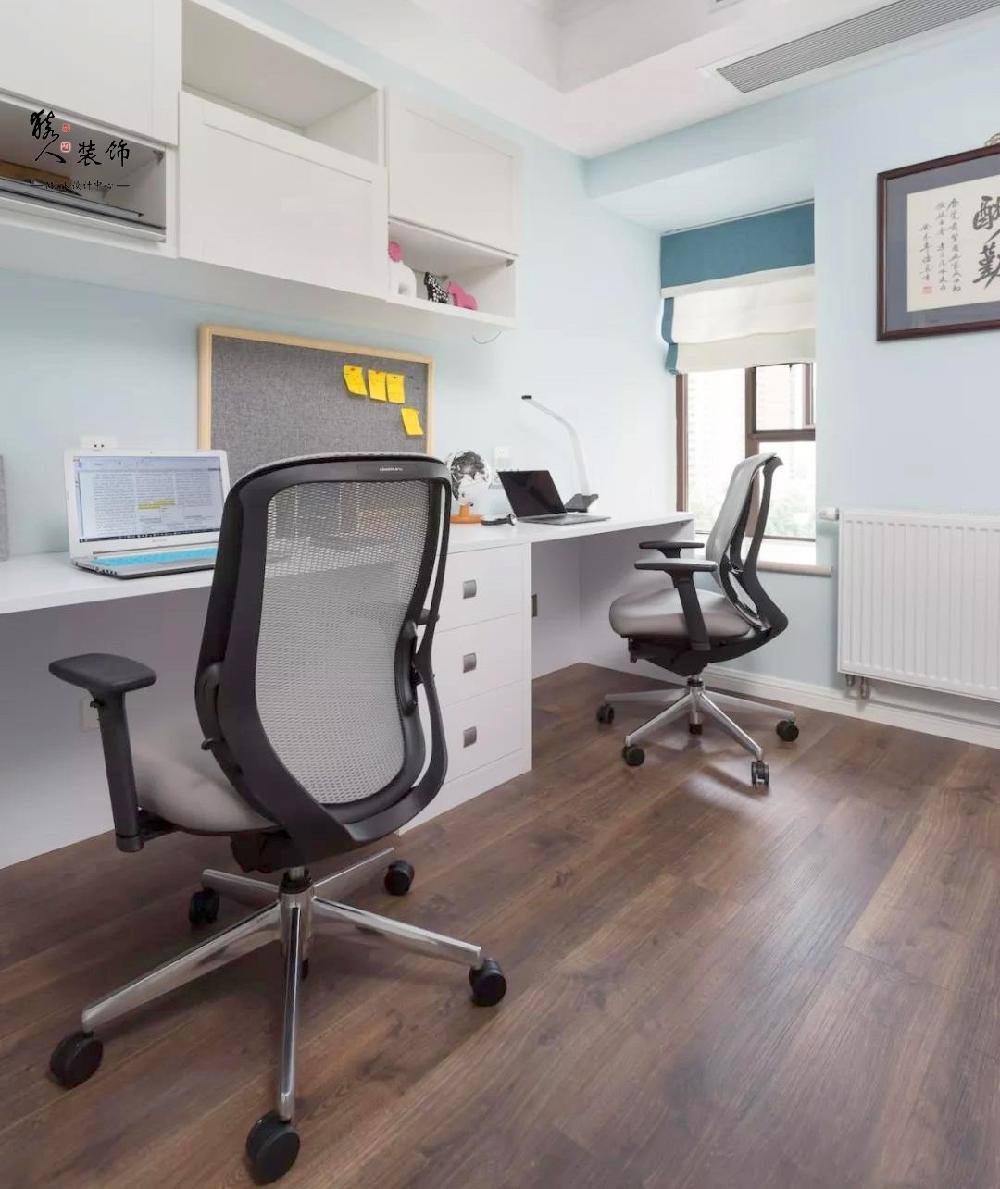120平簡美三室 淡藍色墻面貫穿整屋14862002