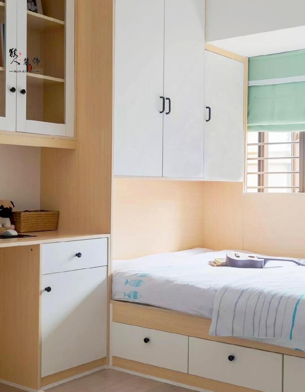 90平简约北欧三室 转角厨房超大空间14867420