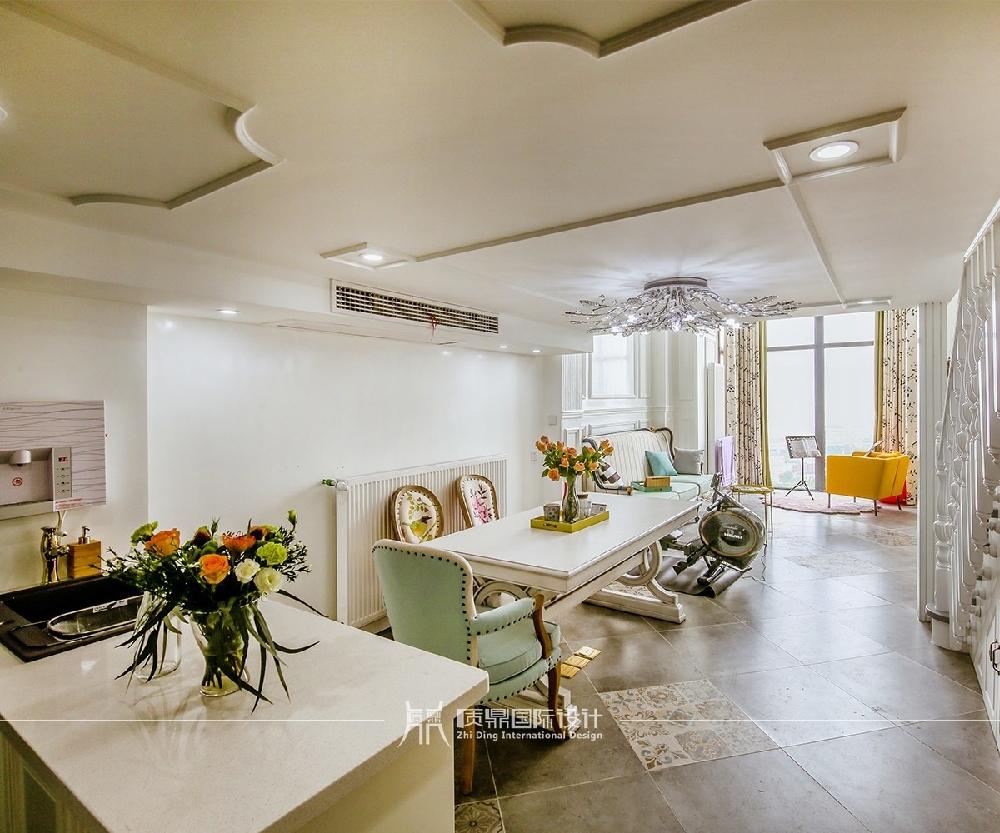 75m²复式楼简法风格装修14925902