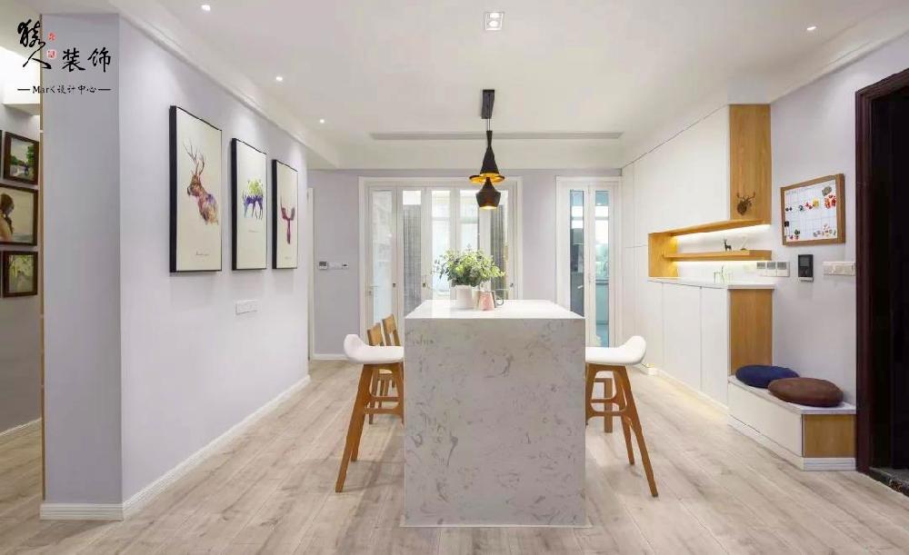 190㎡現代簡約,走廊墻面,實用美觀15063609