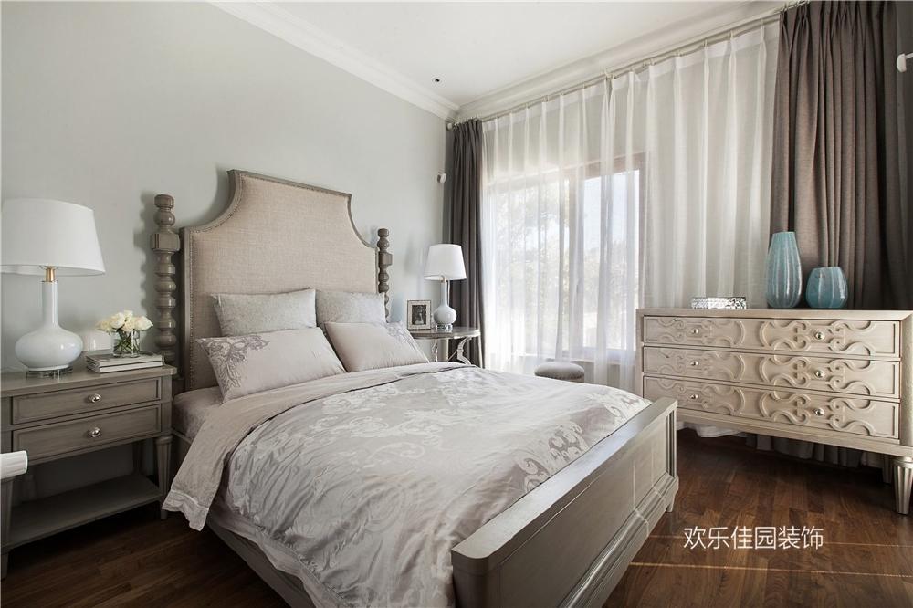 550平別墅,一層美式一層中式15092023