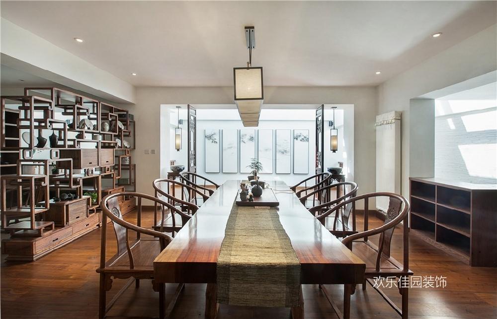 550平別墅,一層美式一層中式15092028