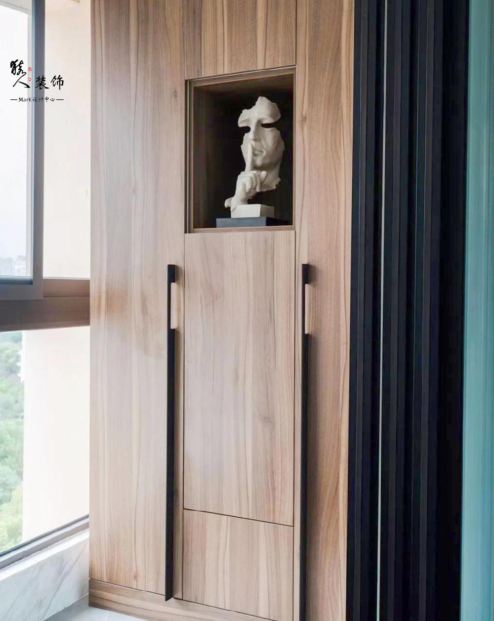 120平現代簡約三室,電視背景也太能裝了15136167