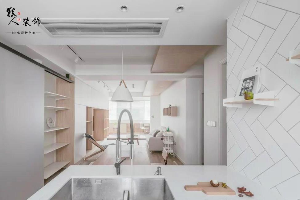 120平干凈木色三室 實用整墻電視柜15150163
