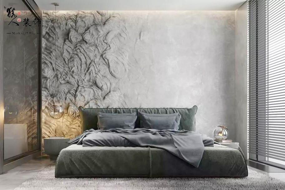 160平质感高级灰简约三室15180240