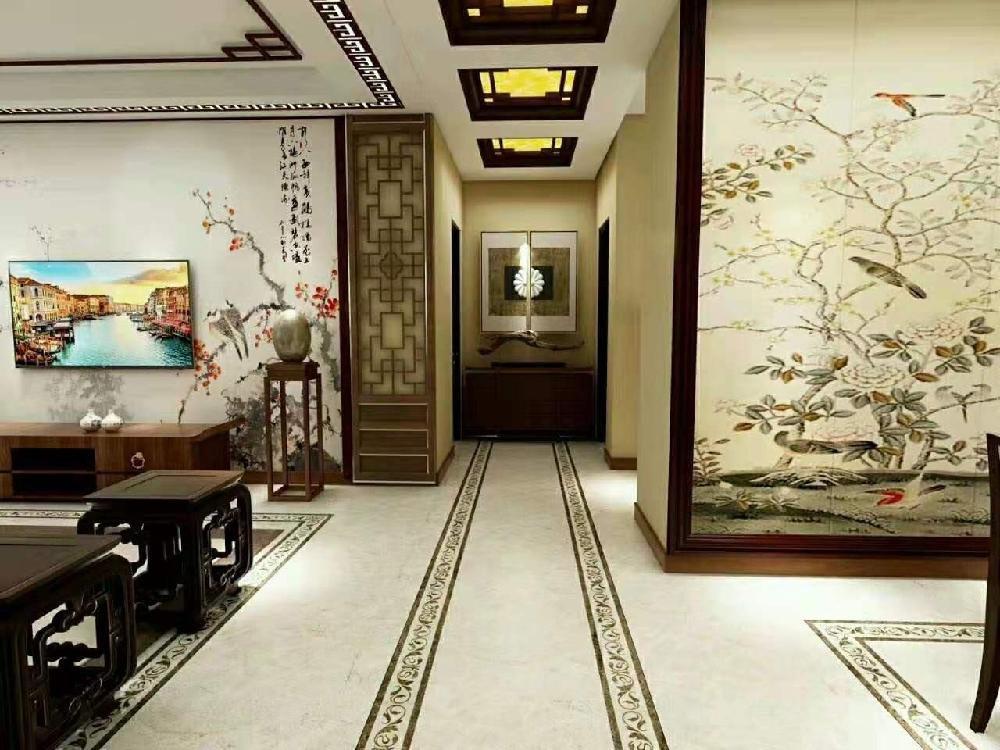 110平新中式三室家裝15221215