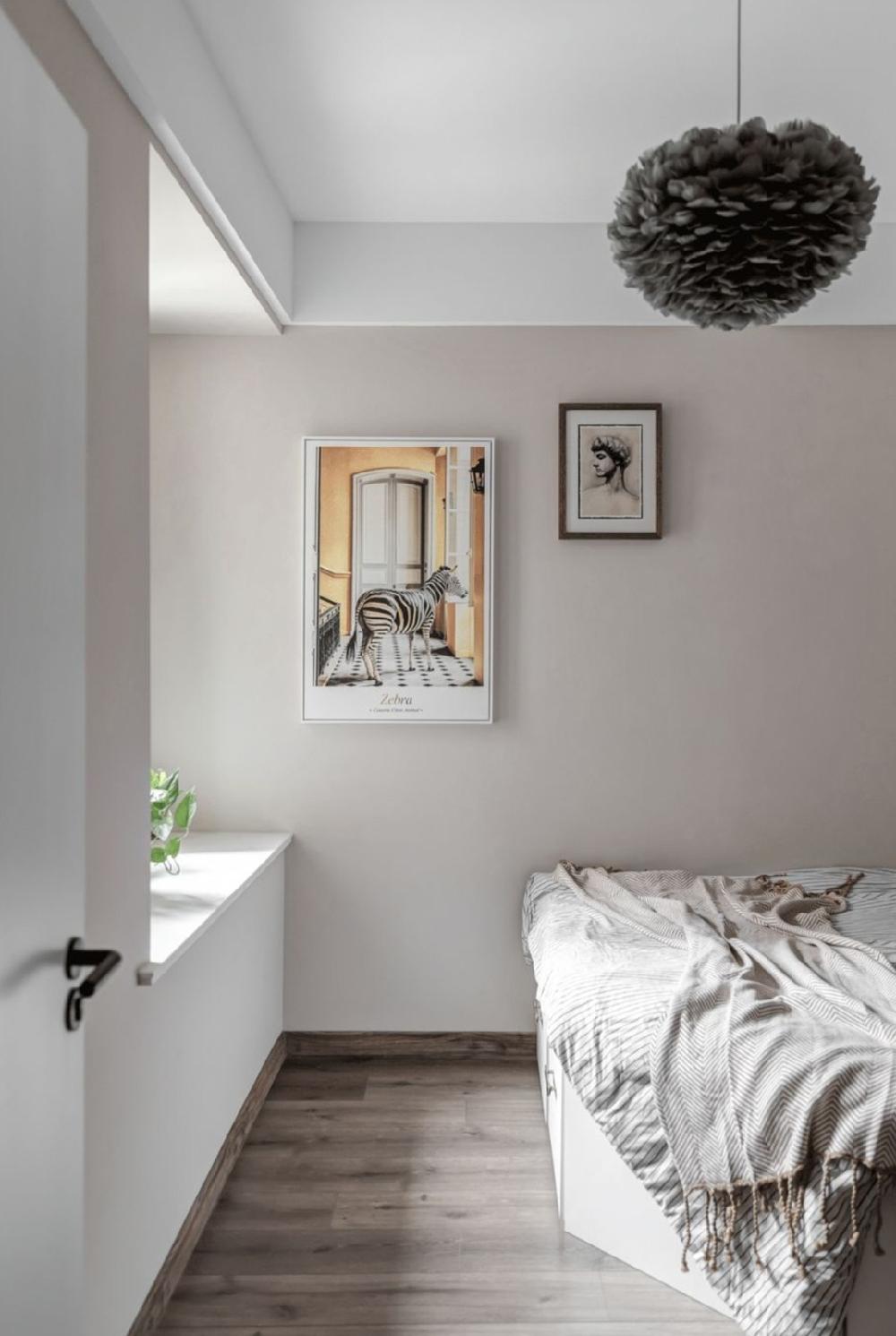 兩室一廳玩起高級灰,顏值超高!15388219