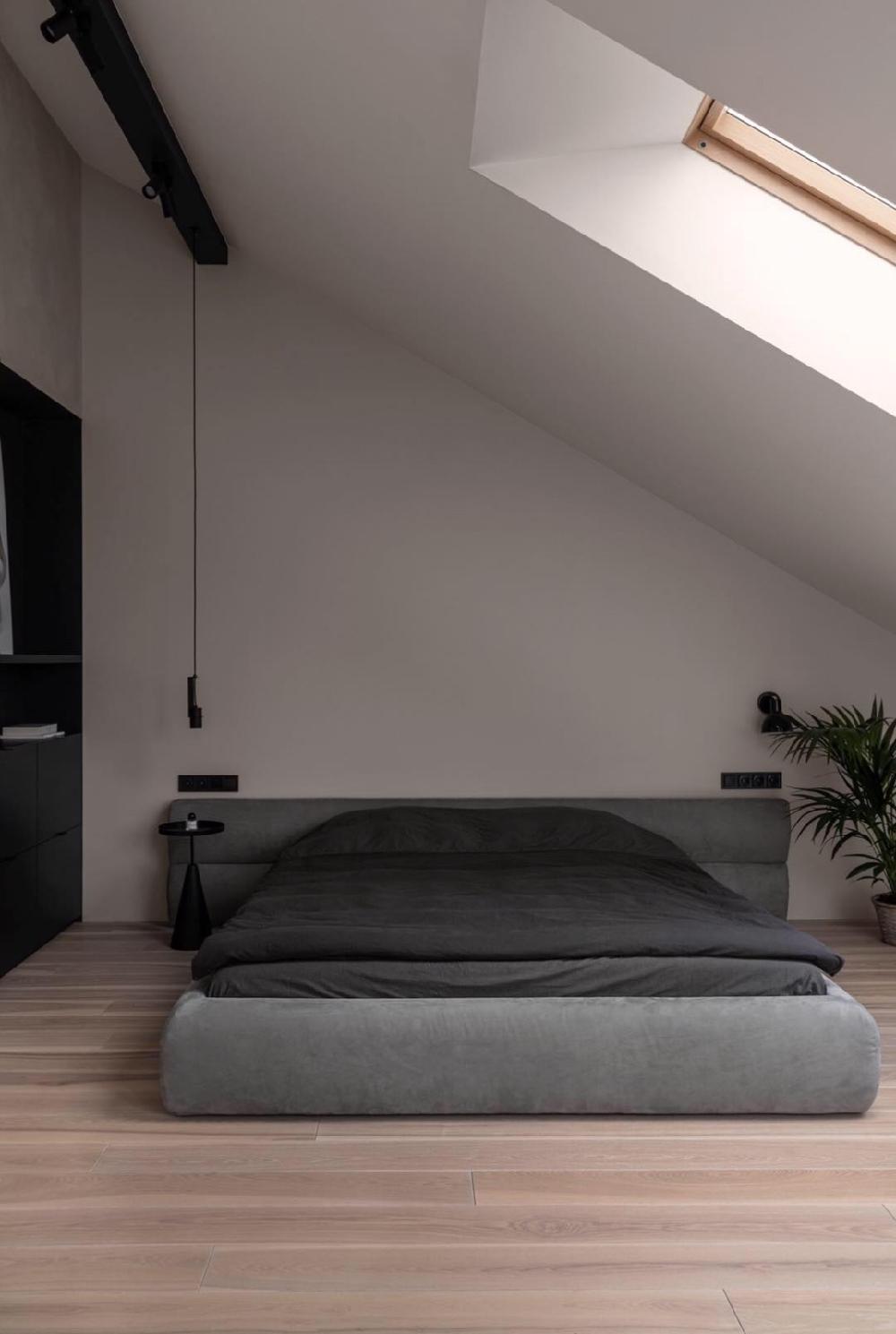 60平米loft的極簡北歐風15423992