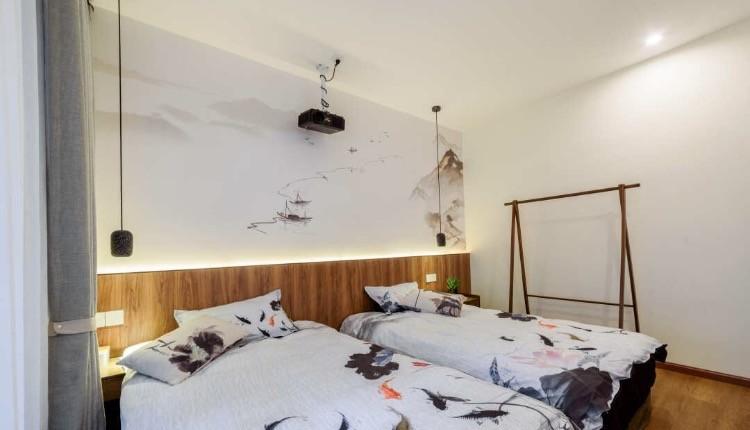 74平 改造房  中式庭院15489800