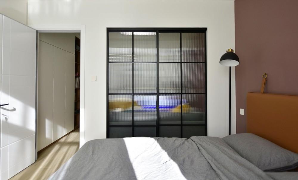 开放式空布局,拯救一字型单室房型15483126