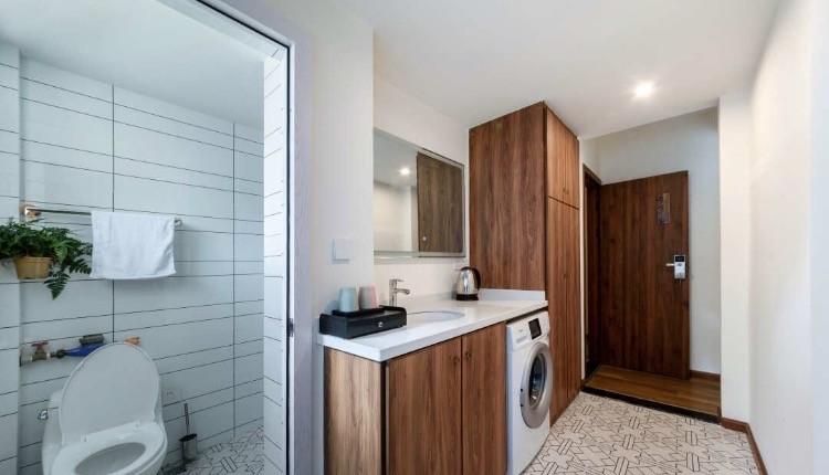 74平 改造房  中式庭院15489796