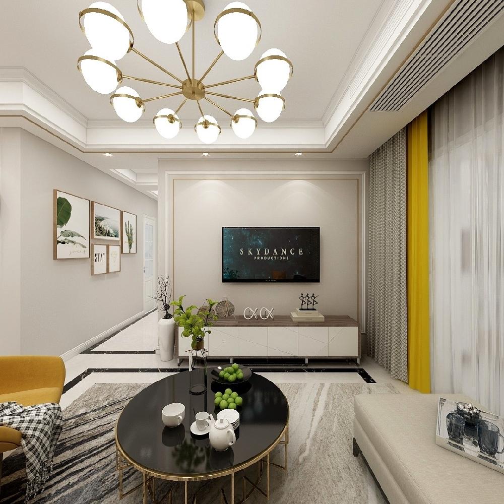 88m²改善性住房,缔造生活的品质感15542472