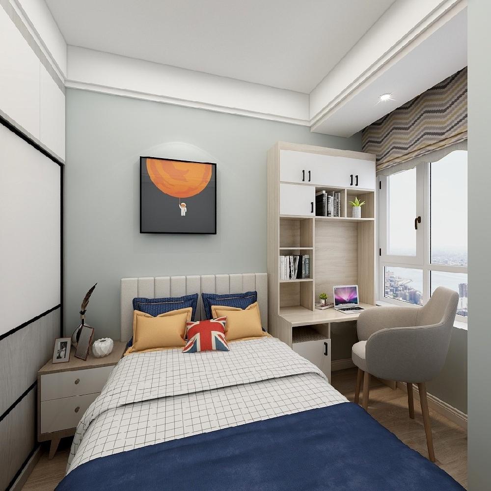 88m²改善性住房,缔造生活的品质感15542469